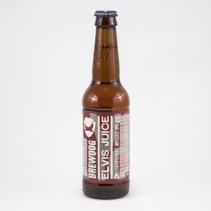 Brewdog Elvis Juice Bottle Iso