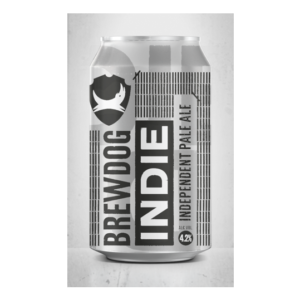 Brewdog INDIE PALE 330ml CAN